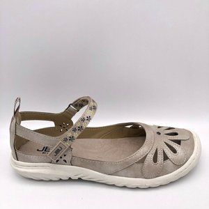 Jbu By Jambu Wildflower Encore Mary Jane Shoe 6